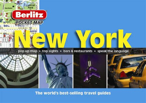 New York Berlitz Pocket MapGuide - Mapguide York New