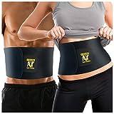 Veluxio Fitnessgürtel Bauch für Männer und...