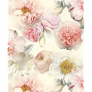 Arthouse Wallpaper Diamond Bloom Blush 257000 Full Roll