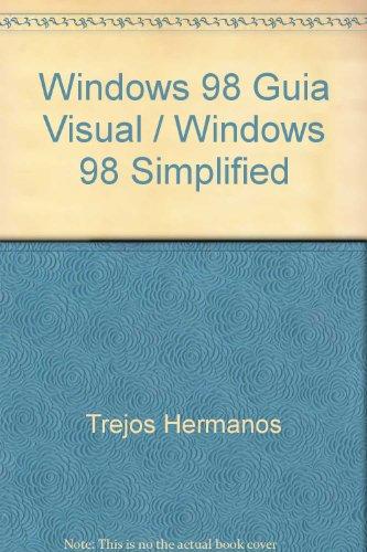 Windows 98 Guia Visual por Trejos Hermanos