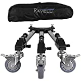 Ravelli ATD Carrello Professionale per Treppiedi; Dolly per Riprese Video e Fotografia - Ravelli - amazon.it