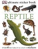 Reptile Ultimate Sticker Book (Ultimate Stickers)