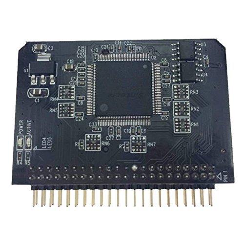 SODIAL(R) 44-Pin IDE Male zu SD-Adapter