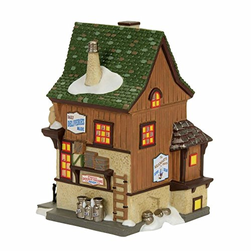 Department 56 Dickens Village Eight Milkmaids Crock Building Figurine 4056634 (Halloween In Devon)