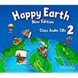 Happy Earth, Pt.2 : Class Audio-CDs (Happy Second Edition)