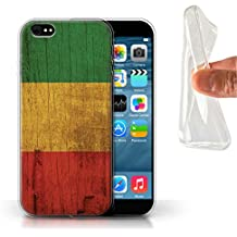 iphone 6 coque rasta