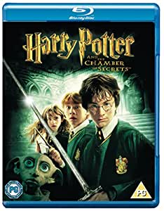 Harry Potter And The Chamber Of Secrets [Blu-ray] [Region Free]