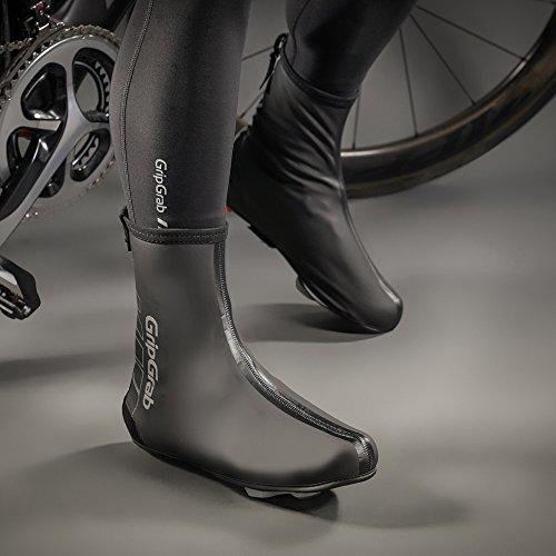 GripGrab Orca Couvre-chaussures Noir - Noir