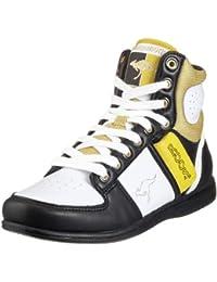 KangaROOS Swish-Hi-Multi 31220, Damen Sportschuhe - Basketball