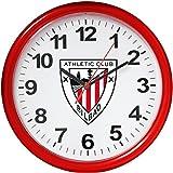 ATHLETIC CLUB DE BILBAO - Athletic Club de Bilbao - Reloj de pared 25,4 cm RE03AC02N - RE03AC02N