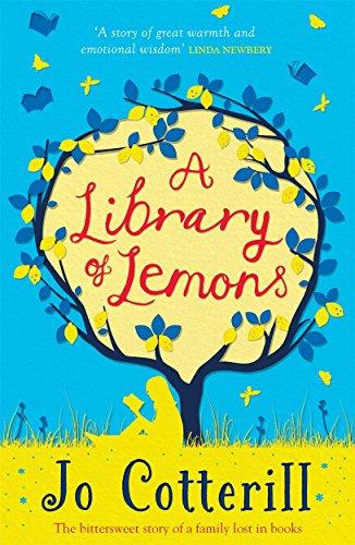 Library Of Lemons por Jo Cotterill
