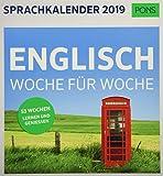 Produkt-Bild: PONS Sprachkalender 2019: Englisch Woche für Woche