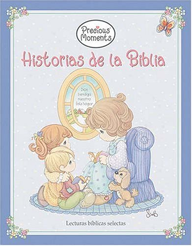 Precious Moments Historias de La Biblia