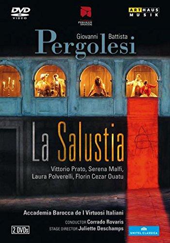Pergolesi, Giovanni Battista - La Salustia [2 DVDs]