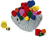 WOHN-IDEE24 Legler small foot design Geschicklichkeitsspiel Balancierkatze ca. 100 x 98 x 12 cm