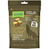 Natures Menu Counrty Hunter Freeze Dried Treats For Dogs - 10 x 50g packs - The highest quality nutritional treat for your dog - Various Flavours