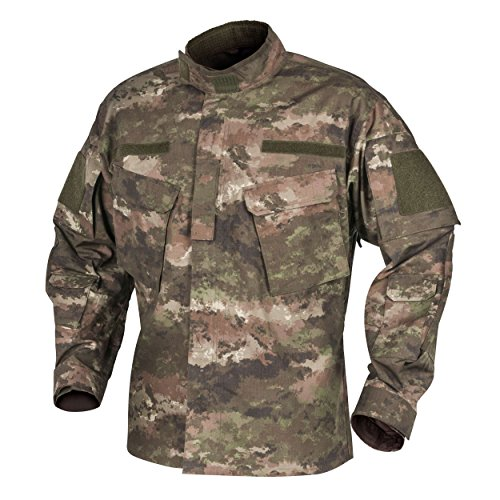 Helikon-Tex CPU Jacke Shirt - Polycotton Ripstop - Legion Forest -