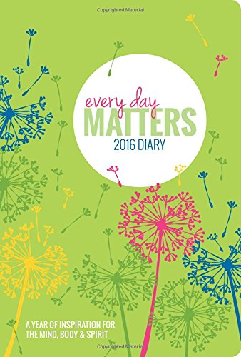 Every Day Matters 2016 Pocket Diary (Diaries 2016)