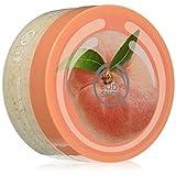 #5: The Body Shop Vineyard Peach Body Scrub 200ml A0, Peach, 6.9 Ounce