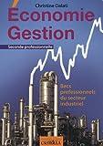 Image de Economie Gestion Bac Pro 3 ans : Bacs professionnels du secteur industriel