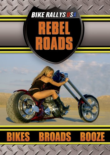 Preisvergleich Produktbild Bike Rally Usa: Rebel Roads [DVD] [Import]