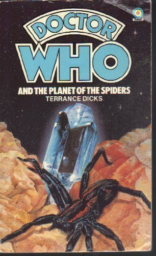 Cover of Doctor Who and the Planet of the Spiders (Doctor Who)
