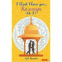 I think I know you...Karunya, Do I?