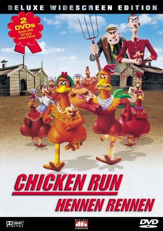 Universum Film GmbH Chicken Run - Hennen Rennen [2 DVDs]