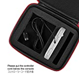 SNES Classic Mini Case, Keten Super Nintendo NES Classic Deluxe Travel Carrying Case Perfect Protection for Super Nintendo Classic Mini Console (2017), Fits for 2 Controllers and HDMI Cable Controller