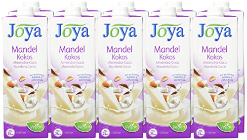 Joya  Mandel-Kokos Drink, 10er Pack (10 x 1 l) - 2