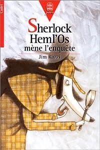 """Afficher """"Sherlock Heml'os mène l'enquete"""""""