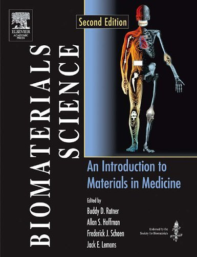 Biomaterials Science: An Introduction to Materials in Medicine by Buddy D. Ratner (2004-08-18)