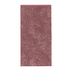 3M Scotch-Brite Durable Flex Hand Pad MX-HP – Highly flexible for finish work or rough cleaning jobs, very fine grit, 114 x 228mm, maroon - 25x Hand Pad