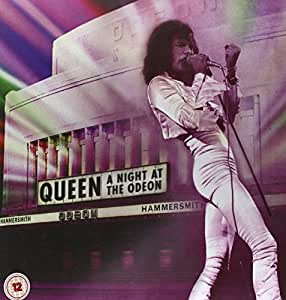 A Night At The Odeon Amazon Co Uk Music