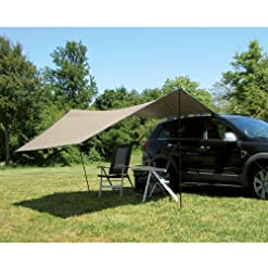 Eurotrail 37326 – Tenda da Sole da Fissare all'automobile