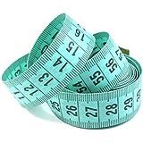 Schneidermaßband / Maßband / Bandmaß, 150cm, verschiedene Farben inkl. Aufbewahrungsbox