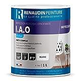 Renaudin Peinture 114119 Pot de peinture Blanc