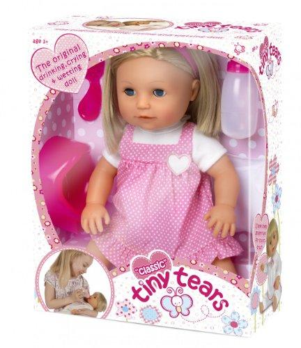 Preisvergleich Produktbild John Adams - Classic Tiny Tears Puppe [UK Import]