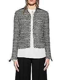 Amazon.it  Giacca Cotone Donna - Pinko  Abbigliamento c1453b3109e