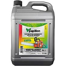 Papillon 8062900 Aceite para Cadenas y Barras Motosierra 5 L
