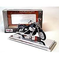 Maisto Harley Davidson 2006 FXDBI Dyna Street Bob 1/18 Scale Model Motorbike