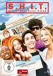 S H I T Die Highschool Gmbh Amazon De Justin Long