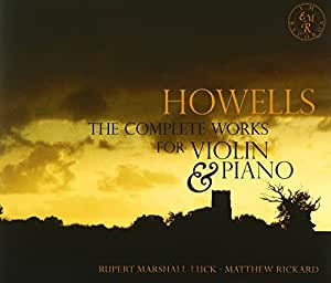 The Complete Music for Violin and Piano (2CD)