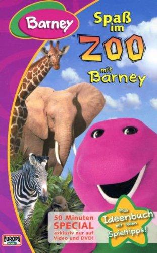 Preisvergleich Produktbild Barney 3 - Spaß im Zoo mit Barney [VHS]