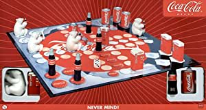 Coca Cola never mind! Brettspiel