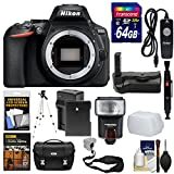 Best Nikon Batteries For Flashes - Nikon D5600 Wi-Fi Digital SLR Camera Body Review