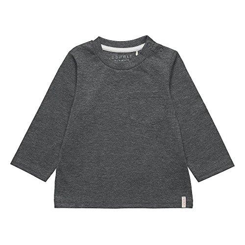 ESPRIT KIDS Baby-Jungen Langarmshirt RK10062, Grau (Heather Grey 203), 92 Preisvergleich