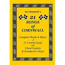 21 Songs of Cornwall (English Edition)