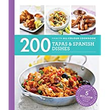 Hamlyn All Colour Cookery: 200 Tapas & Spanish Dishes: Hamlyn All Colour Cookbook (English Edition)