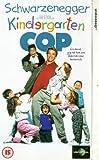 Picture Of Kindergarten Cop [VHS] [1991]